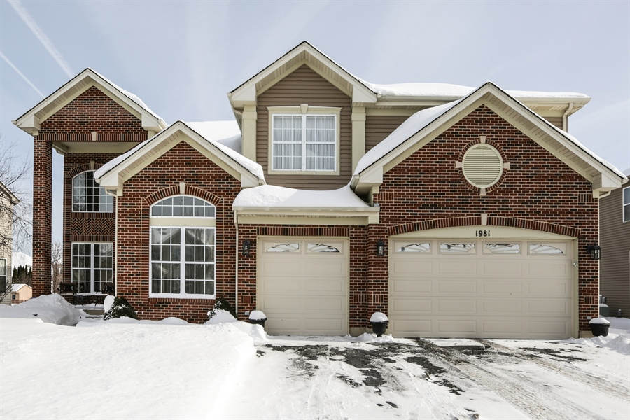 Real Estate Photography - 1981 Broadsmore Drive, Algonquin, IL, 60102 - Front View