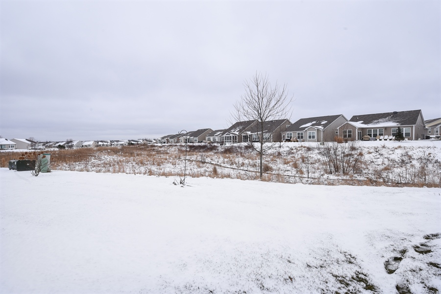 Real Estate Photography - 811 Rocky Gap Drive, Elgin, IL, 60124 - PREMIUM LOT WITH CONSERVATION AREA, STREAM, & WALK