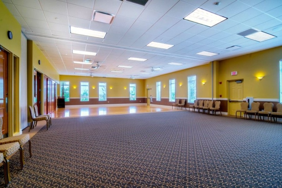 Real Estate Photography - 811 Rocky Gap Drive, Elgin, IL, 60124 - BALLROOM & MEETING ROOMS