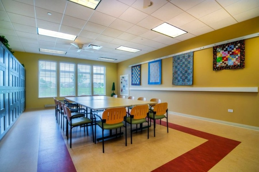 Real Estate Photography - 811 Rocky Gap Drive, Elgin, IL, 60124 - CRAFT/MEETING ROOM