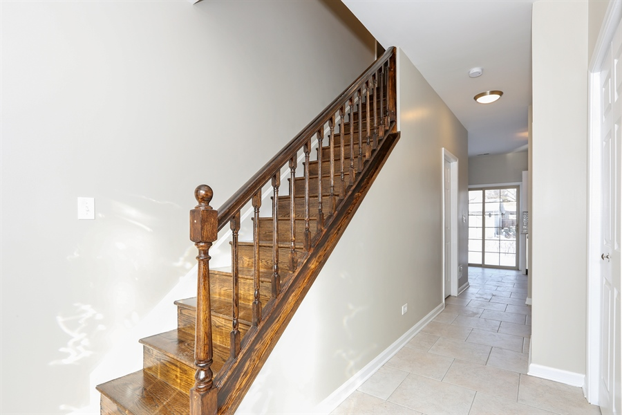 Real Estate Photography - 1803 Haddon Street, Melrose Park, IL, 60160 - Foyer
