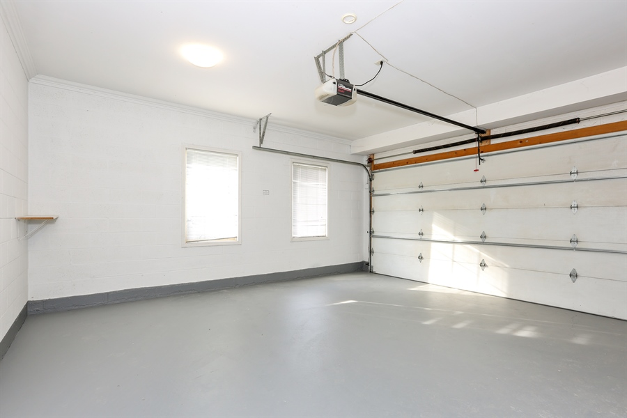 Real Estate Photography - 1803 Haddon Street, Melrose Park, IL, 60160 - Garage
