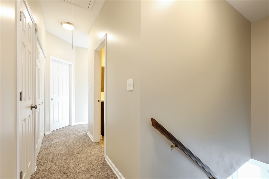 Real Estate Photography - 1803 Haddon Street, Melrose Park, IL, 60160 - Hallway