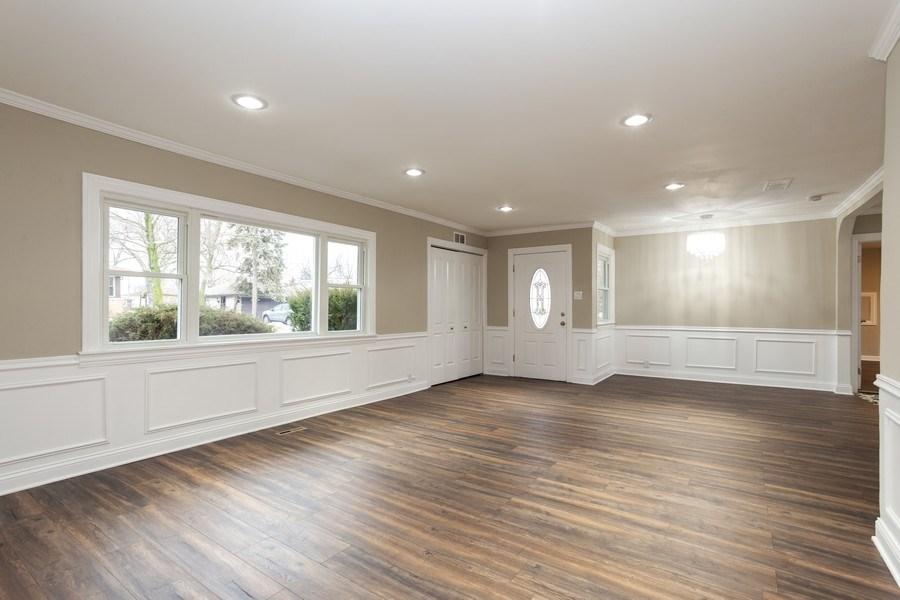Real Estate Photography - 244 S. Michigan Avenue, Addison, IL, 60101 - Living Room