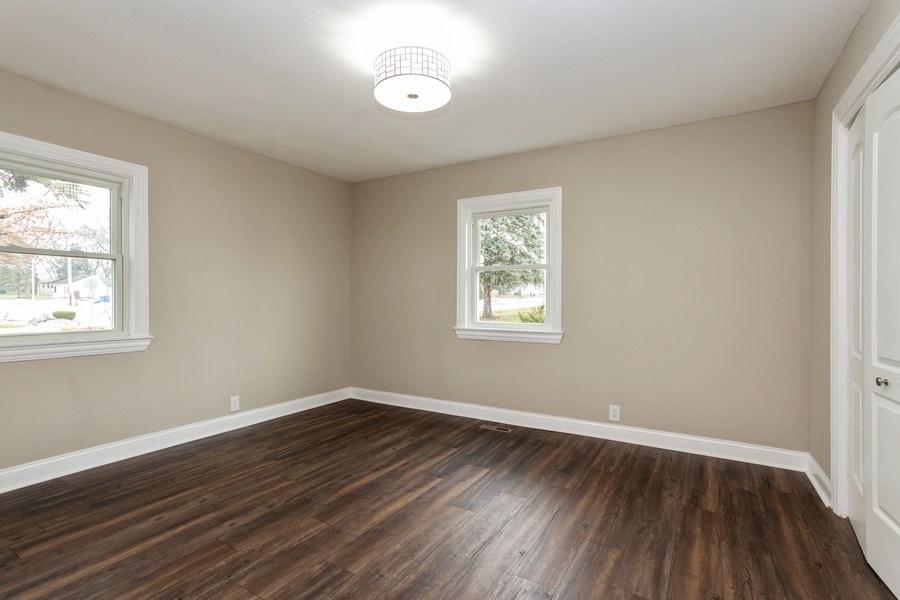 Real Estate Photography - 244 S. Michigan Avenue, Addison, IL, 60101 - Bedroom