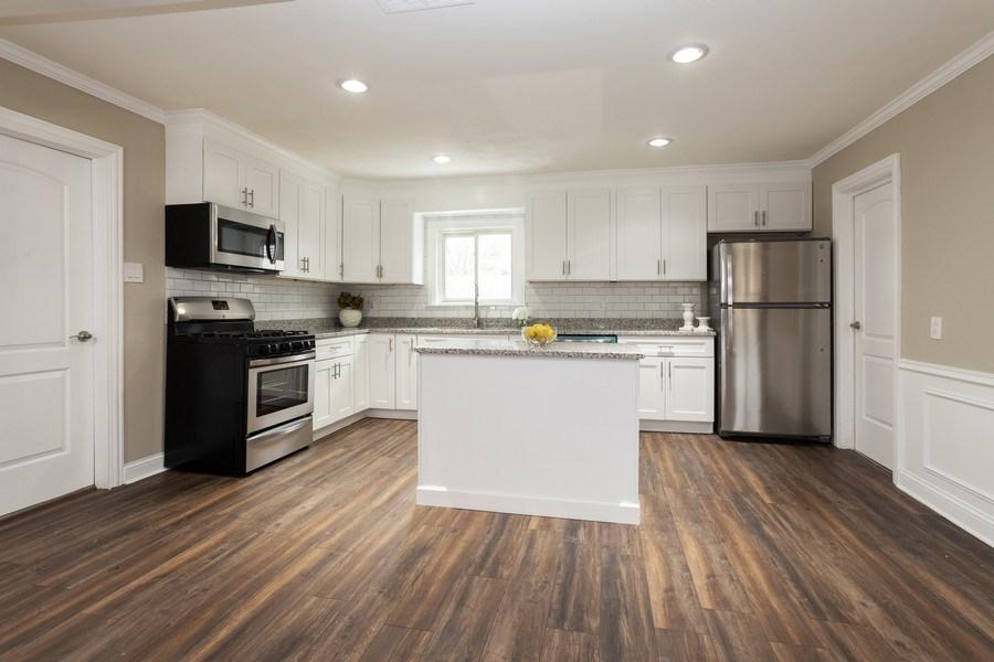Real Estate Photography - 244 S. Michigan Avenue, Addison, IL, 60101 - Kitchen