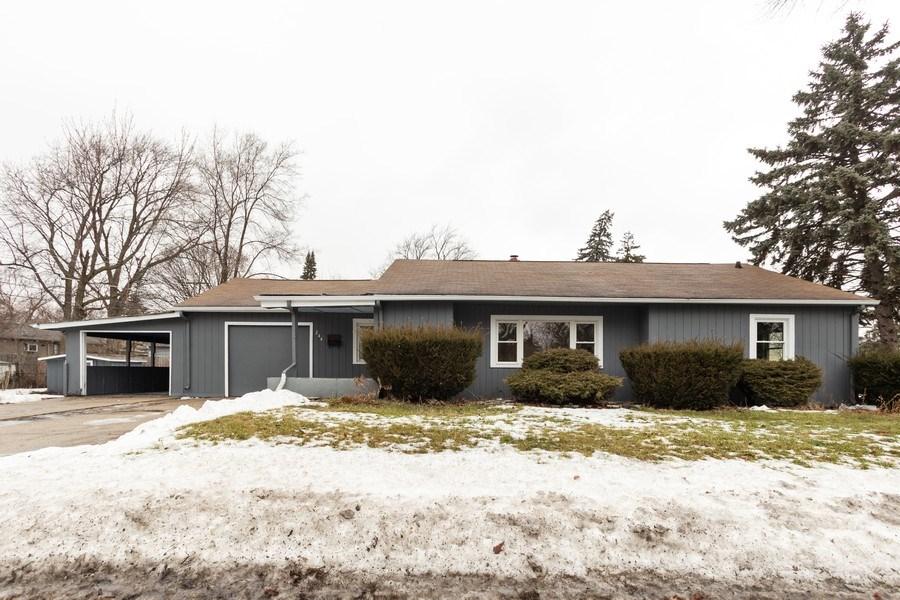 Real Estate Photography - 244 S. Michigan Avenue, Addison, IL, 60101 - Front View