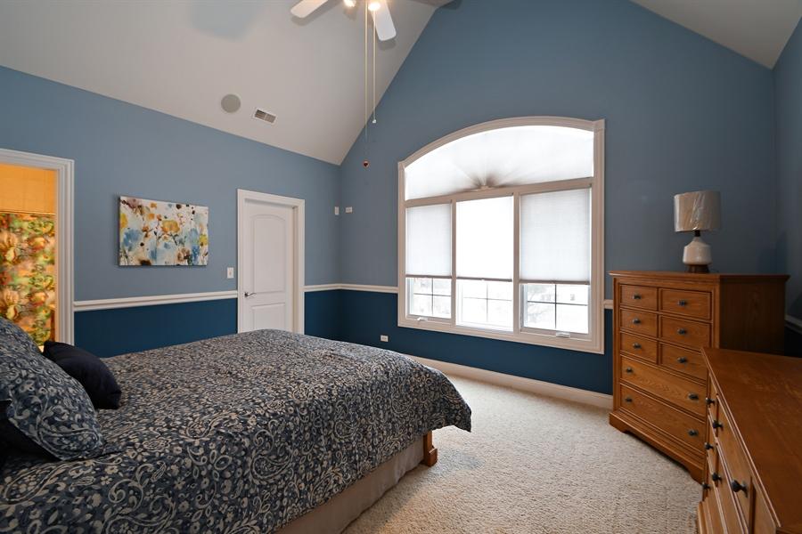 Real Estate Photography - 20163 Alison Trail, Mokena, IL, 60448 - 4th Bedroom