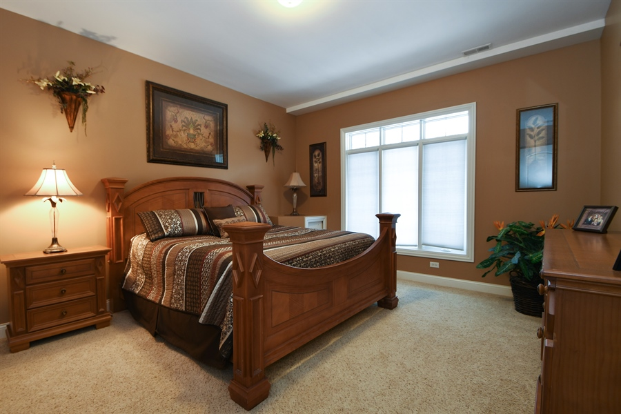 Real Estate Photography - 20163 Alison Trail, Mokena, IL, 60448 - 5th Bedroom