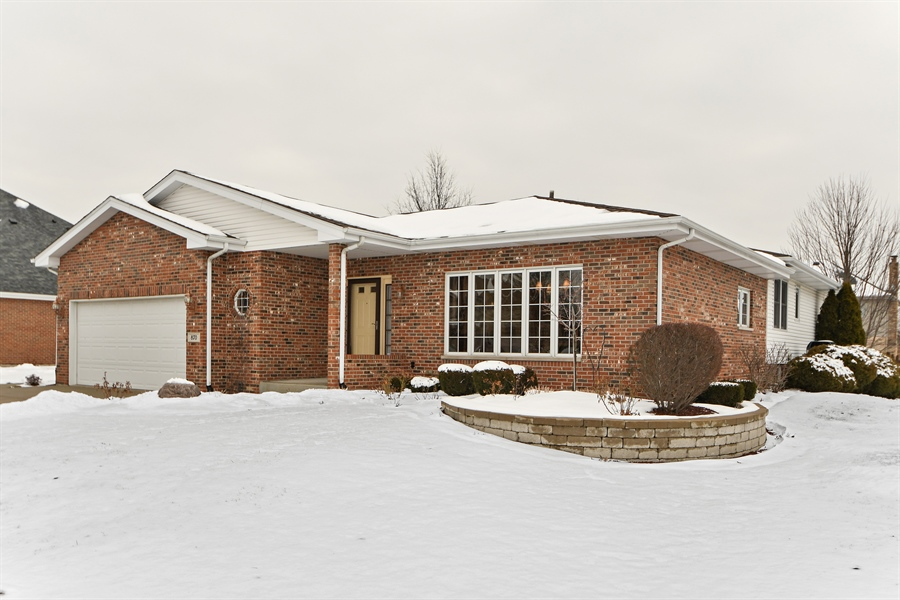 Real Estate Photography - 870 LAUREL BAY Drive, New Lenox, IL, 60451 - Front View