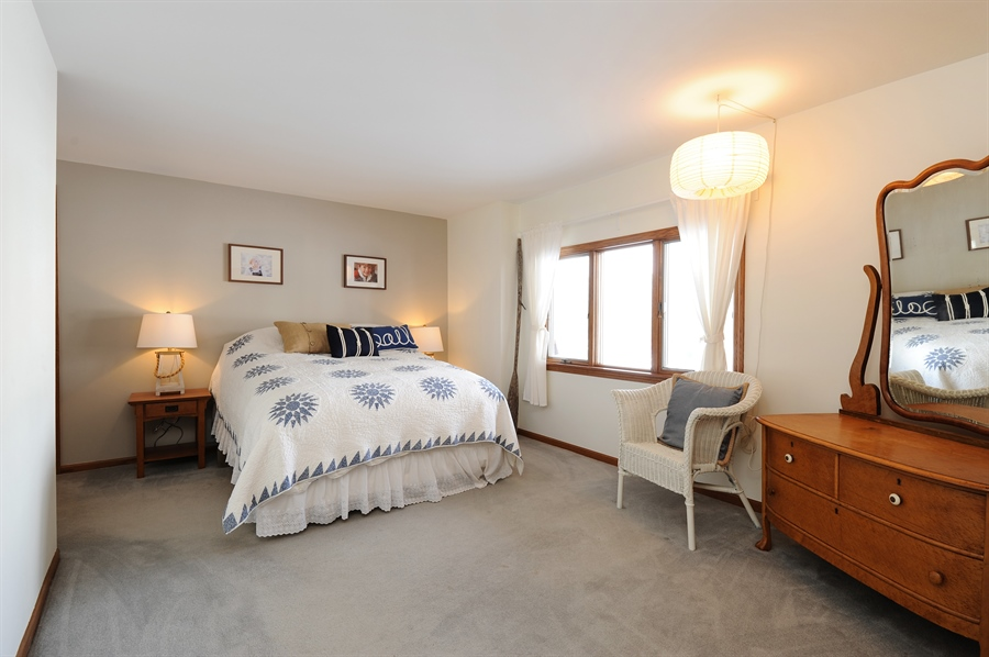 Real Estate Photography - 23862 W. Bayview Road, Antioch, IL, 60002 - Bedroom 3