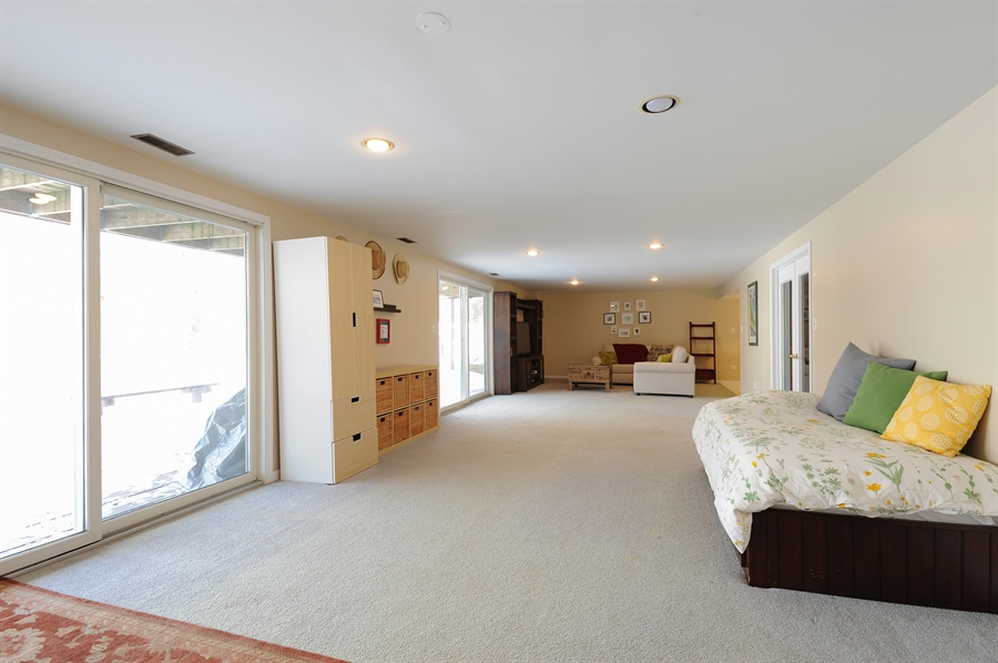 Real Estate Photography - 23862 W. Bayview Road, Antioch, IL, 60002 - Recreational Room