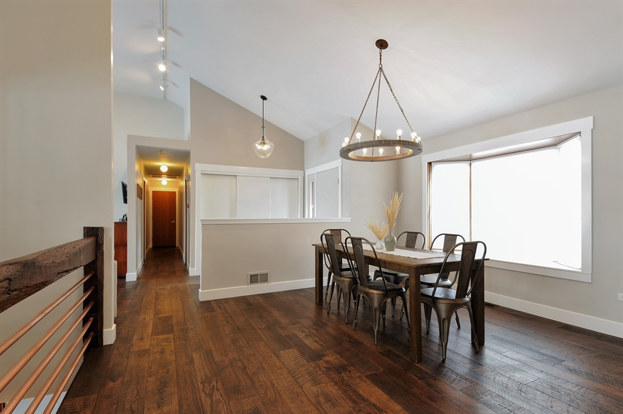 Real Estate Photography - 23862 W. Bayview Road, Antioch, IL, 60002 - Dining Room