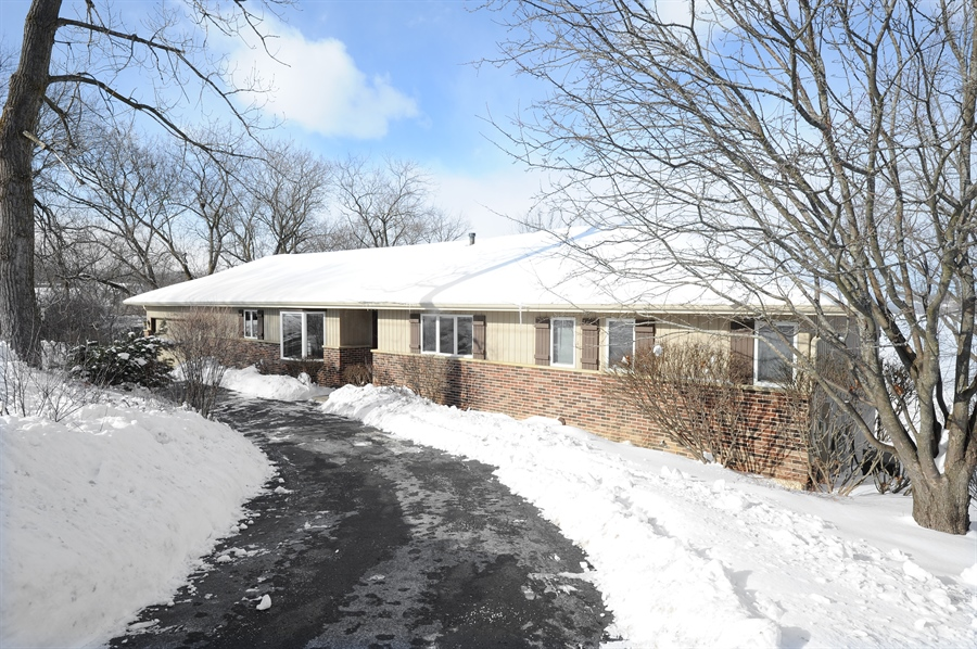 Real Estate Photography - 23862 W. Bayview Road, Antioch, IL, 60002 - Front View