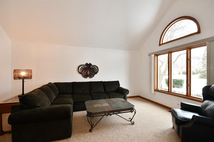 Real Estate Photography - 1660 Fox Trail Drive, Batavia, IL, 60510 - Living Room