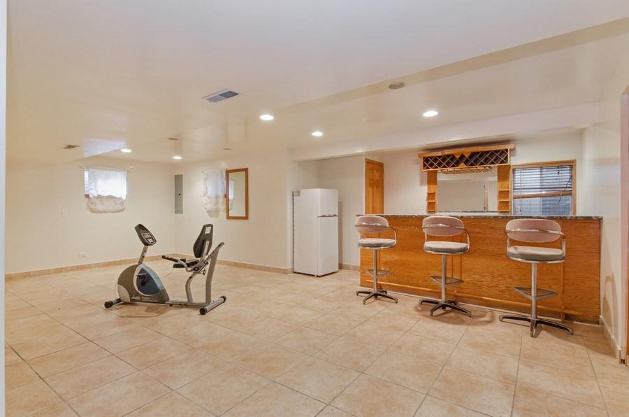 Real Estate Photography - 8 Tealwood Court, Algonquin, IL, 60102 - Basement
