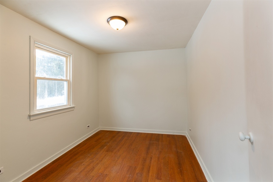 Real Estate Photography - 2030 W. Exchange Street, Crete, IL, 60417 - 4th Bedroom