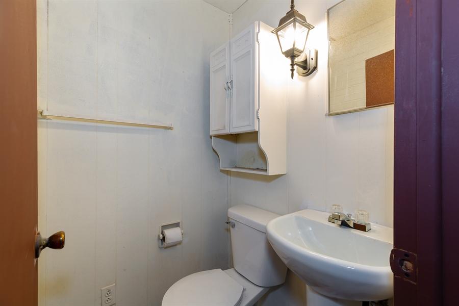 Real Estate Photography - 2030 W. Exchange Street, Crete, IL, 60417 - Bathroom