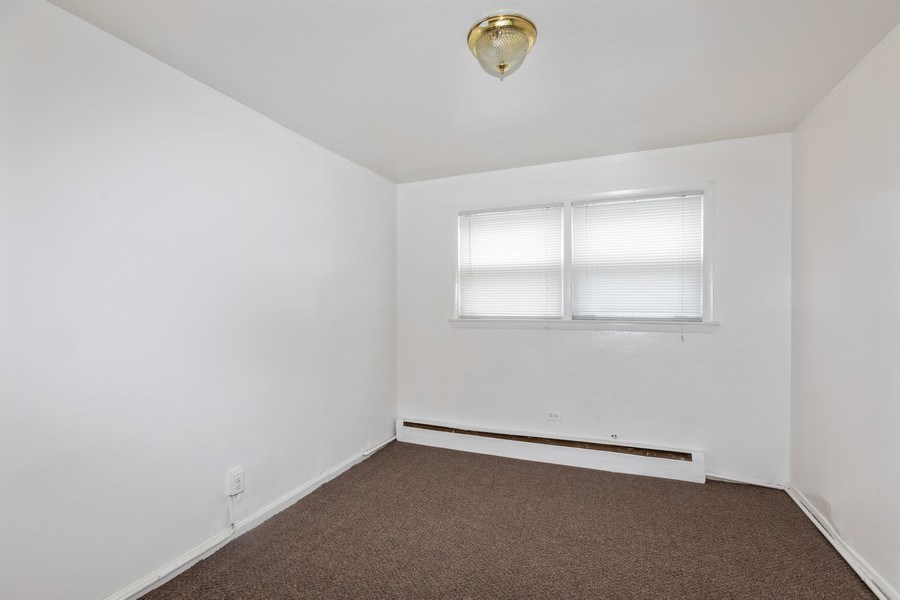 Real Estate Photography - 1436 East 73Rd St, Chicago, IL, 60619 - Bedroom