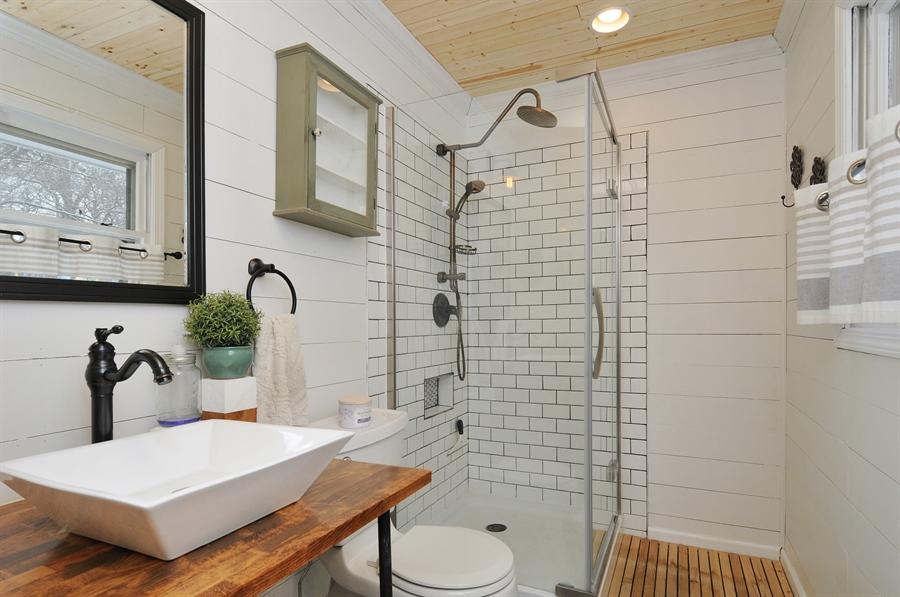 Real Estate Photography - 43W850 Nottingham Drive, Elburn, IL, 60119 - Master Bathroom