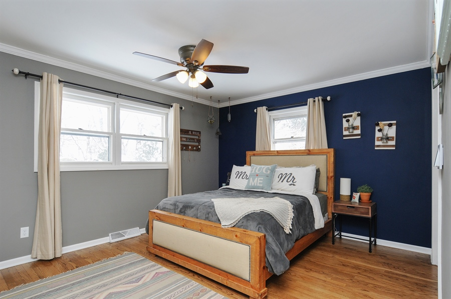 Real Estate Photography - 43W850 Nottingham Drive, Elburn, IL, 60119 - Master Bedroom