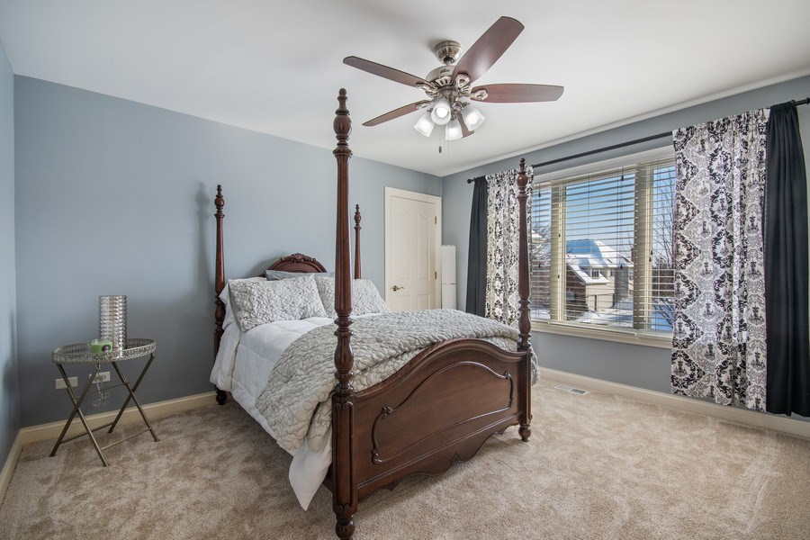 Real Estate Photography - 2219 Kane Lane, Batavia, IL, 60510 - 2nd Bedroom