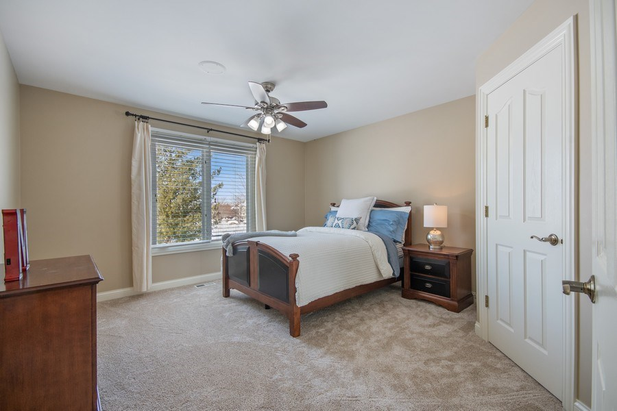 Real Estate Photography - 2219 Kane Lane, Batavia, IL, 60510 - 4th Bedroom