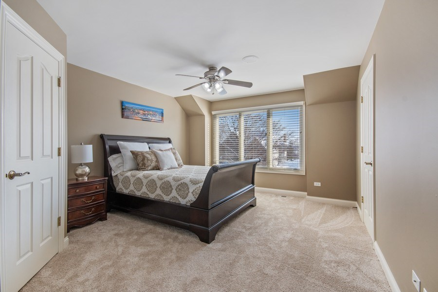 Real Estate Photography - 2219 Kane Lane, Batavia, IL, 60510 - 3rd Bedroom