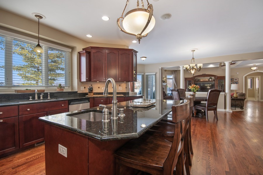 Real Estate Photography - 2219 Kane Lane, Batavia, IL, 60510 - Kitchen