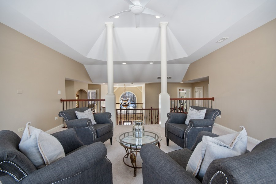 Real Estate Photography - 2219 Kane Lane, Batavia, IL, 60510 - Bonus Room/Loft