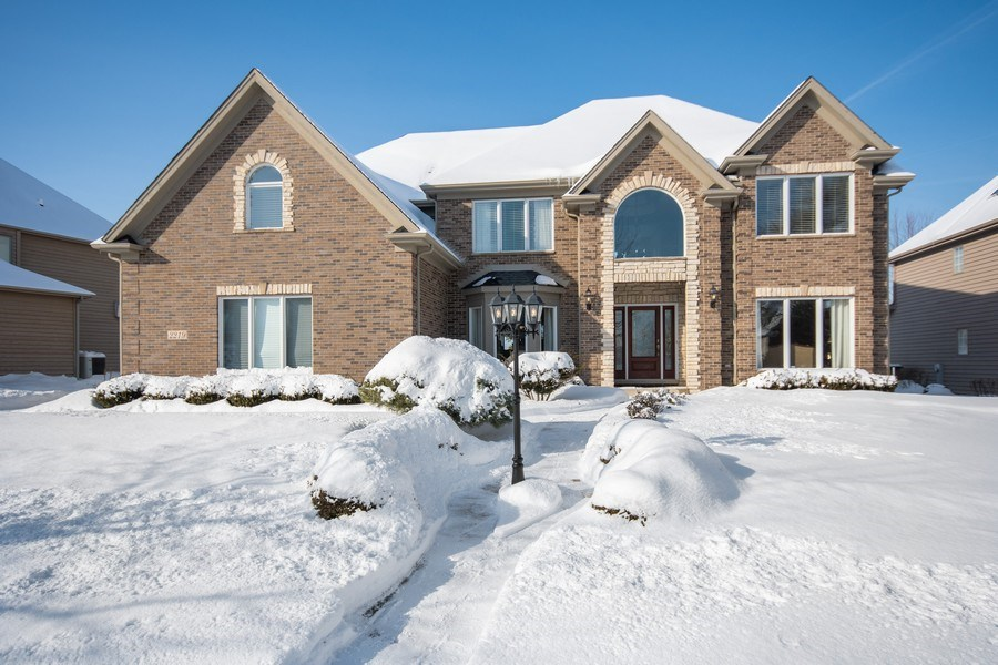 Real Estate Photography - 2219 Kane Lane, Batavia, IL, 60510 - Front View