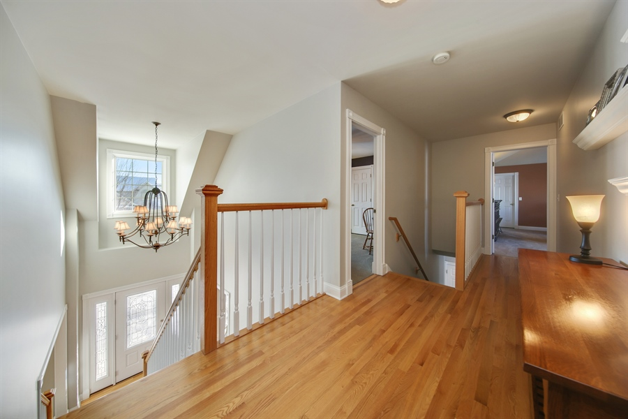 Real Estate Photography - 2907 Nicole Drive, Naperville, IL, 60564 - Second Floor