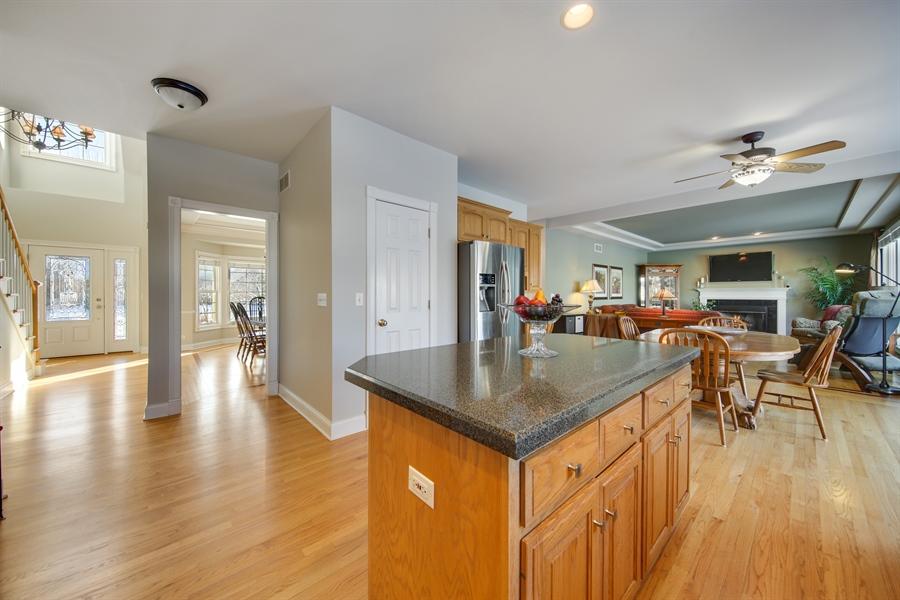 Real Estate Photography - 2907 Nicole Drive, Naperville, IL, 60564 - Open Floorplan