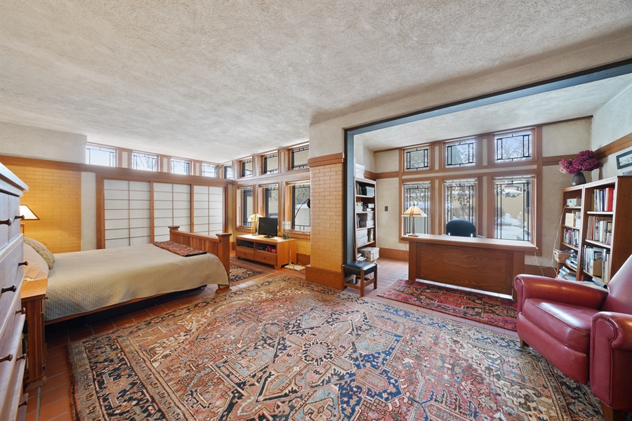 Real Estate Photography - 336 Coonley Road, Riverside, IL, 60546 - 2nd Bedroom