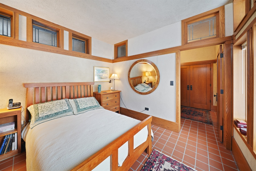 Real Estate Photography - 336 Coonley Road, Riverside, IL, 60546 - 3rd Bedroom