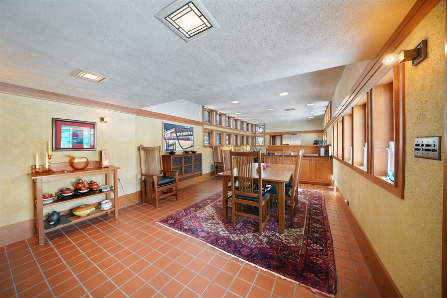 Real Estate Photography - 336 Coonley Road, Riverside, IL, 60546 - Dining Room