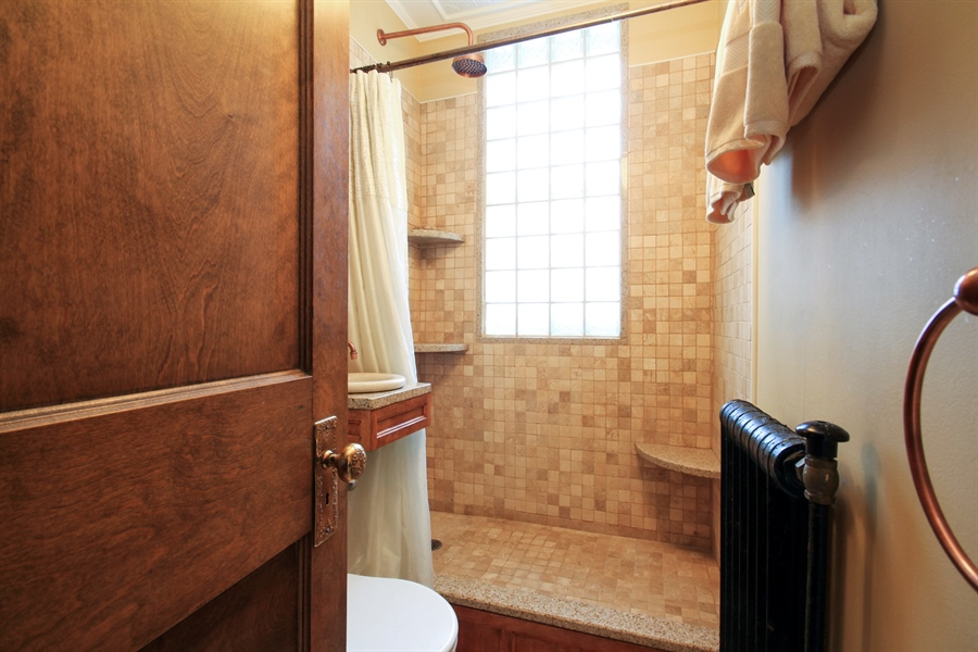 Real Estate Photography - 210 East Pearson St, 9D, Chicago, IL, 60611 - Bathroom