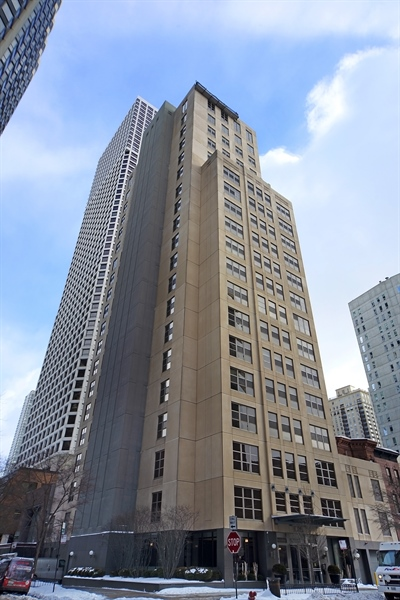 Real Estate Photography - 1035 N. DEARBORN Street, Unit 20, Chicago, IL, 60610 - Front View