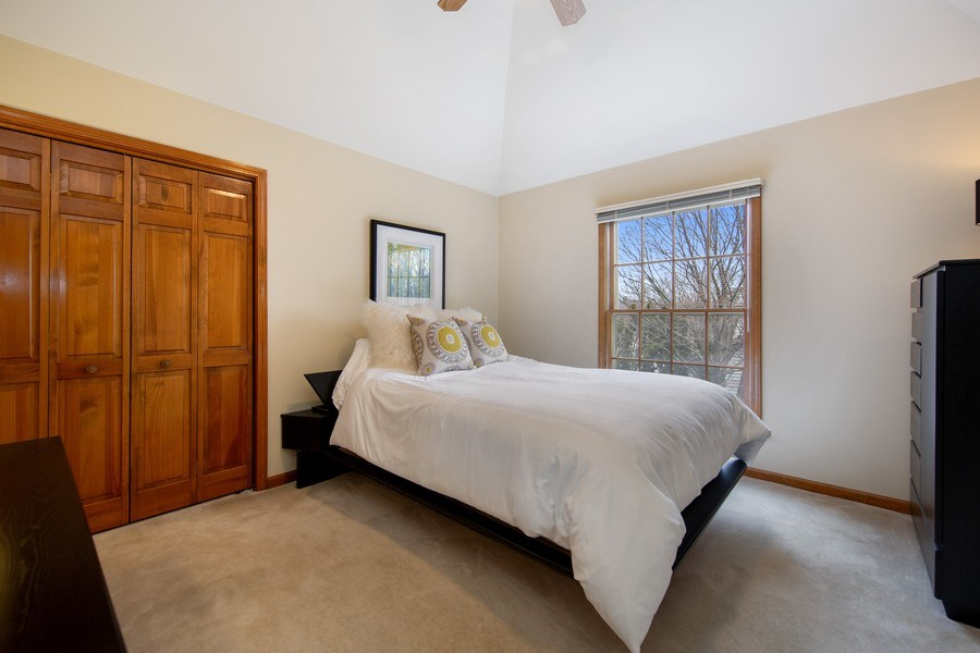 Real Estate Photography - 1485 Wilmette Street, Wheaton, IL, 60187 - 3rd Bedroom