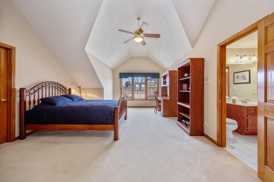 Real Estate Photography - 1485 Wilmette Street, Wheaton, IL, 60187 - 4th Bedroom