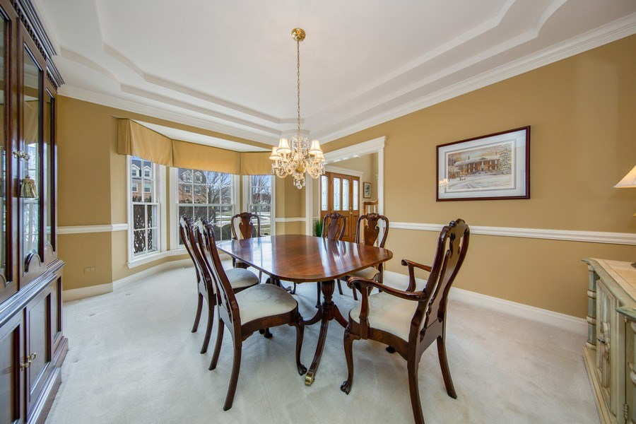 Real Estate Photography - 1485 Wilmette Street, Wheaton, IL, 60187 - Dining Room
