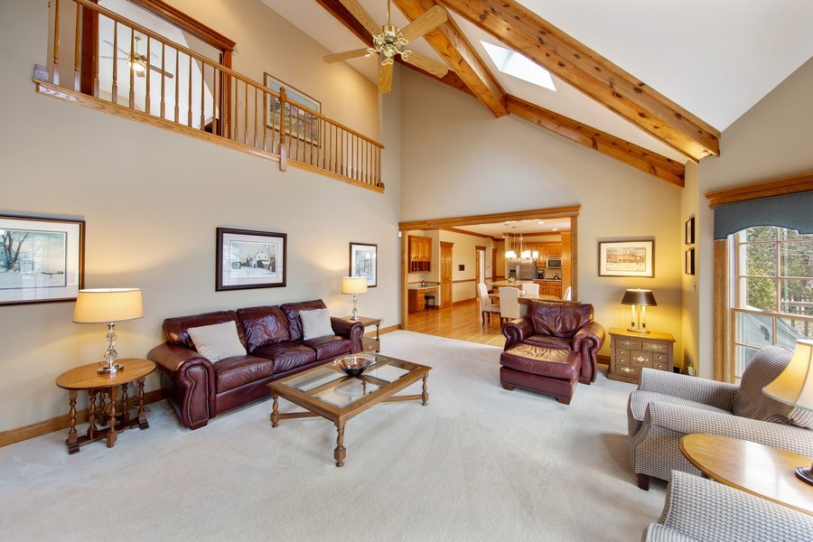 Real Estate Photography - 1485 Wilmette Street, Wheaton, IL, 60187 - Family Room