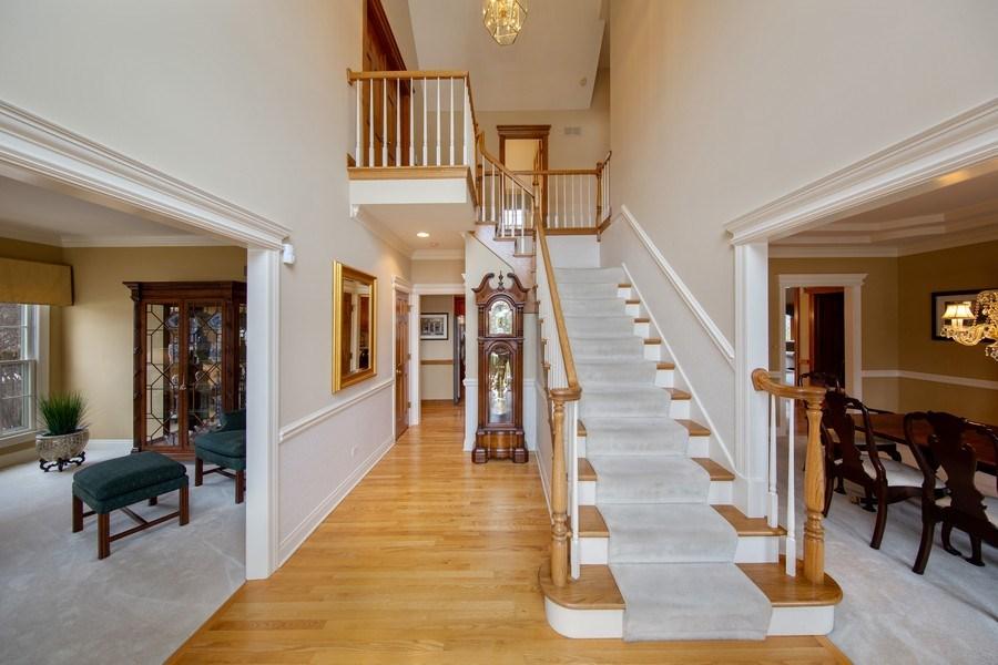Real Estate Photography - 1485 Wilmette Street, Wheaton, IL, 60187 - Foyer