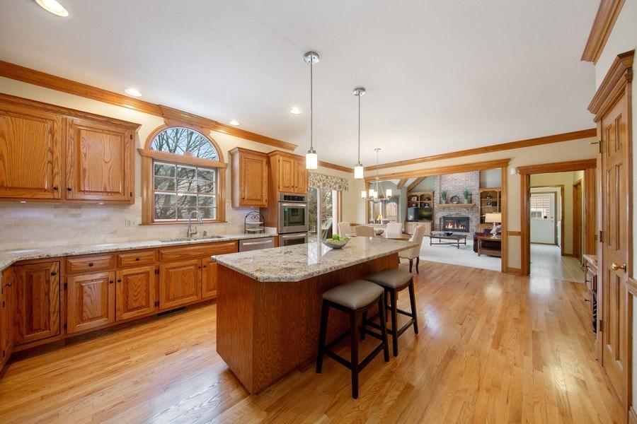Real Estate Photography - 1485 Wilmette Street, Wheaton, IL, 60187 - Kitchen