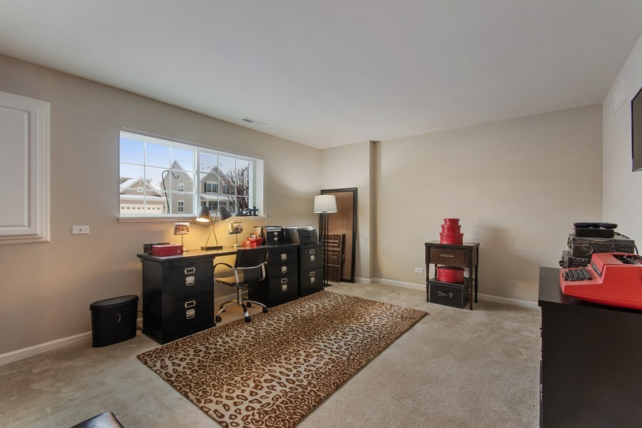 Real Estate Photography - 4048 POMPTON Avenue, Elgin, IL, 60124 - Lower Level