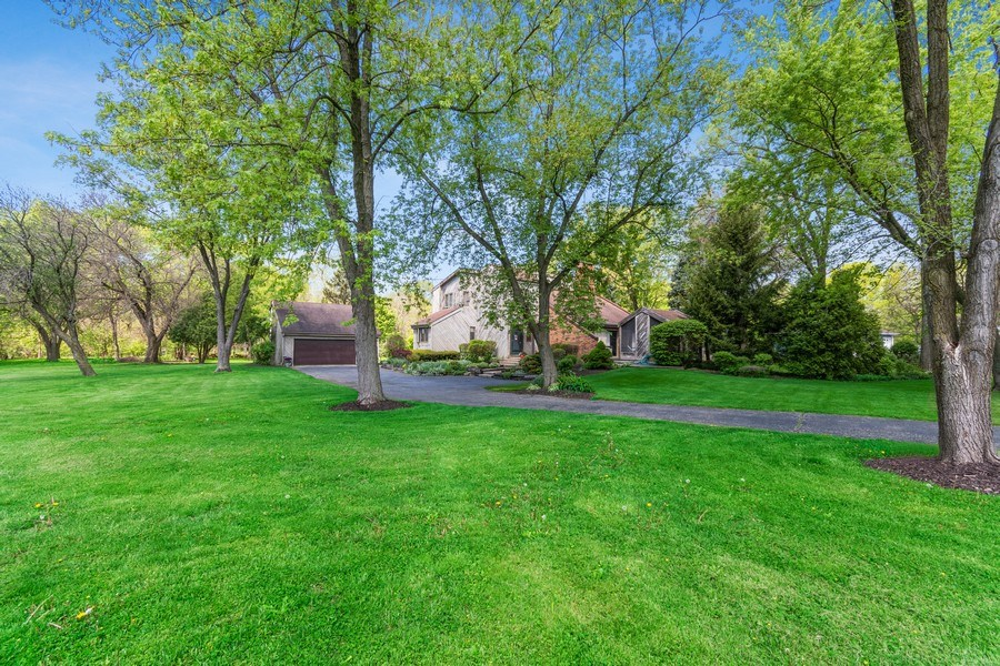 Real Estate Photography - 8S526 Bell Drive, Naperville, IL, 60565 - Front View