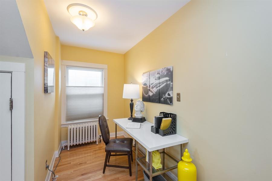 Real Estate Photography - 808 N. Humphrey Avenue, Oak Park, IL, 60302 - Bonus Nook