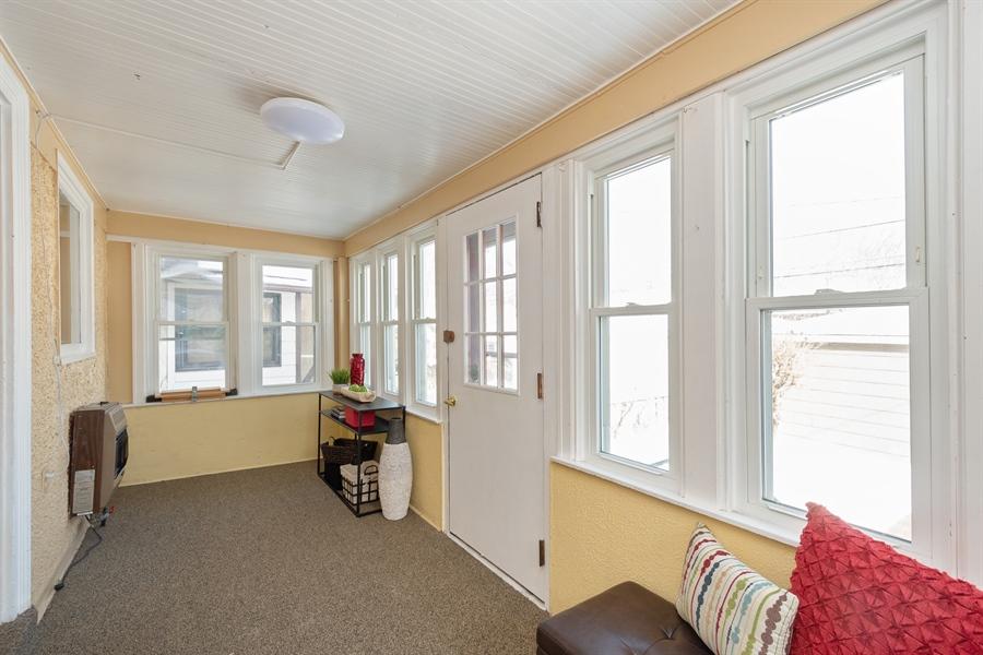 Real Estate Photography - 808 N. Humphrey Avenue, Oak Park, IL, 60302 - Sun Room