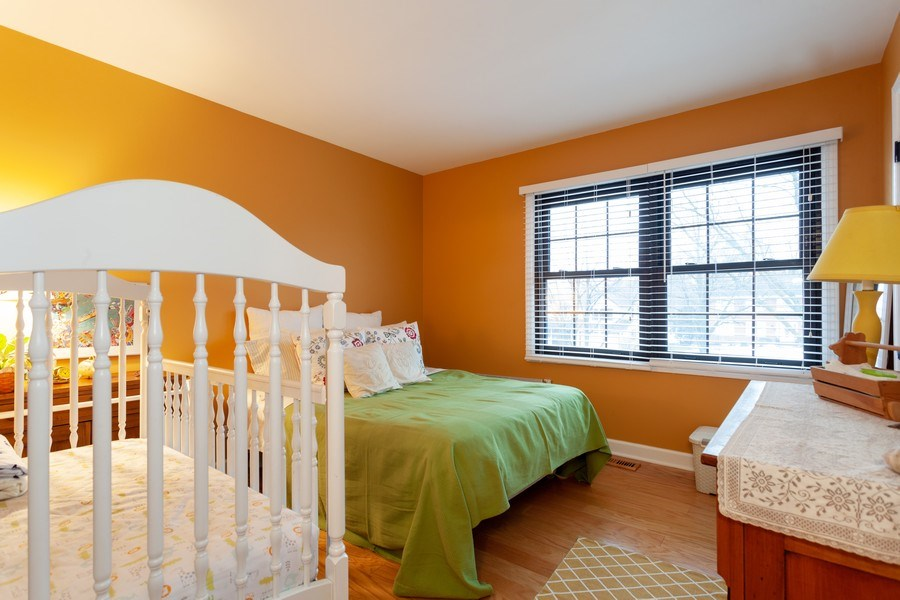 Real Estate Photography - 3860 Belleaire Drive, Downers Grove, IL, 60515 - 2nd Bedroom