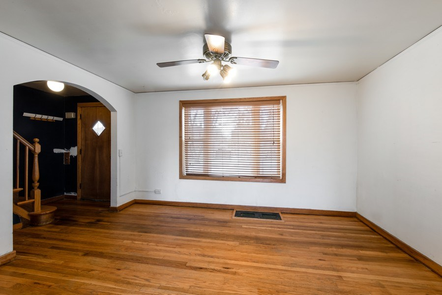 Real Estate Photography - 3601 S. 56th Court, Cicero, IL, 60804 - Living Room